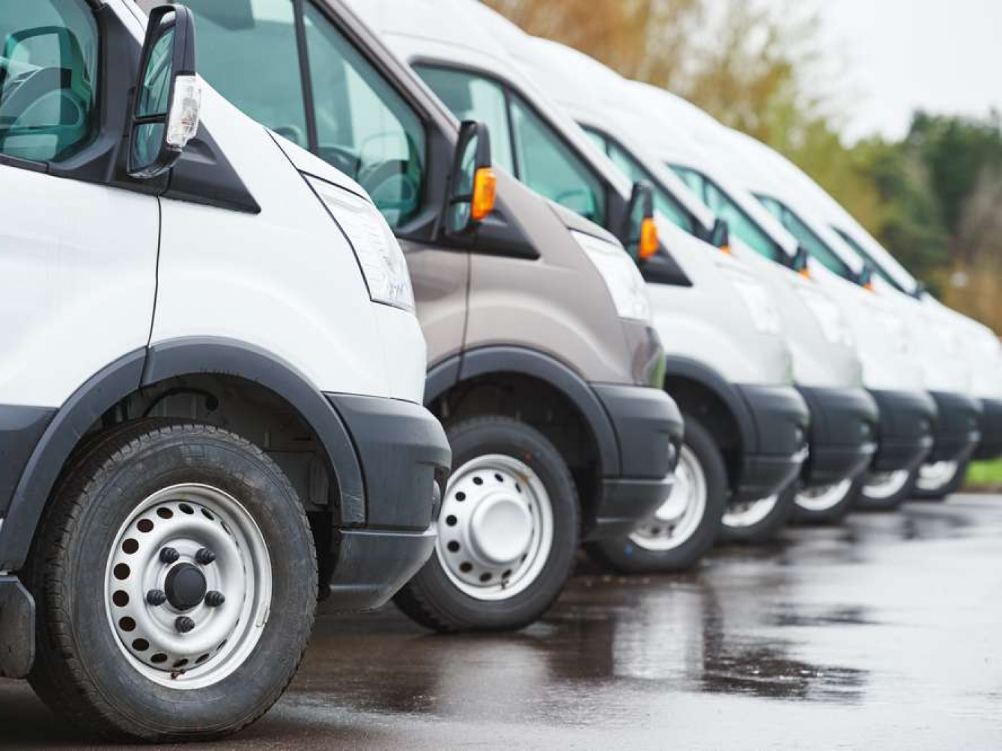 Our Experts Can Handle Fleet Vehicles Too